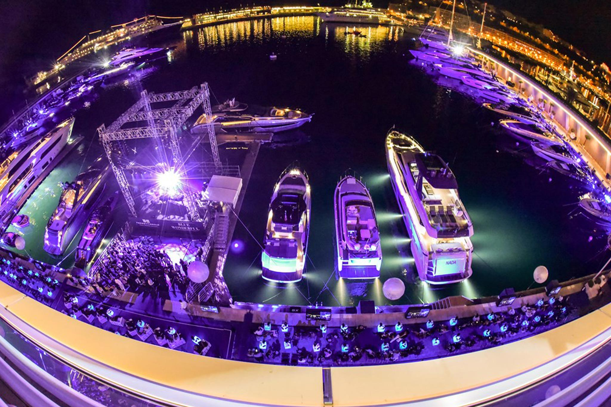 "Ferretti Group e Yacht Club De Monaco per ""Blue Wonderful"""
